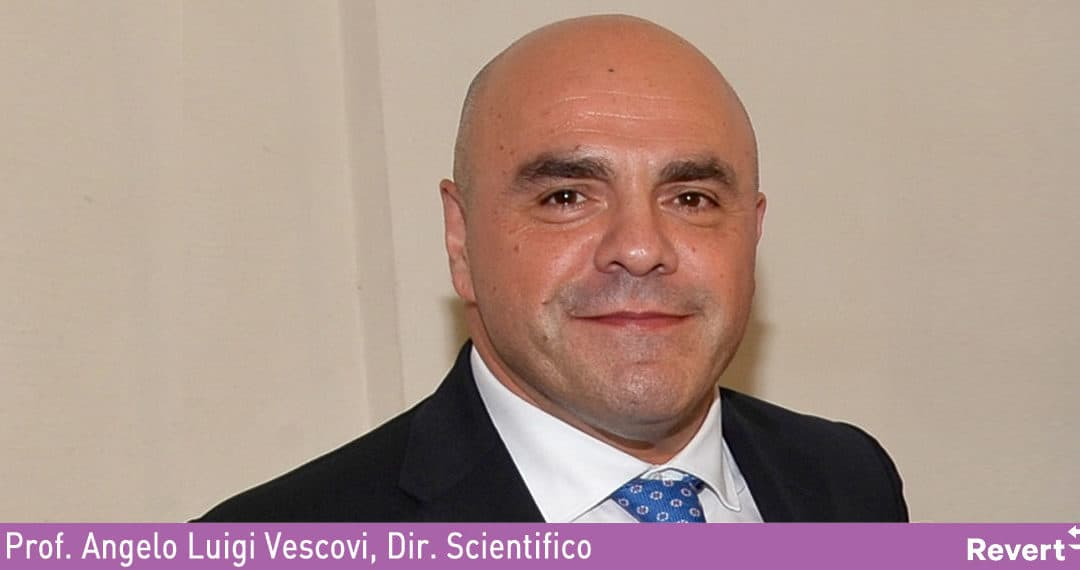 Papa Francesco nomina il Prof. Angelo Luigi Vescovi membro della Pontificia Accademia per la Vita