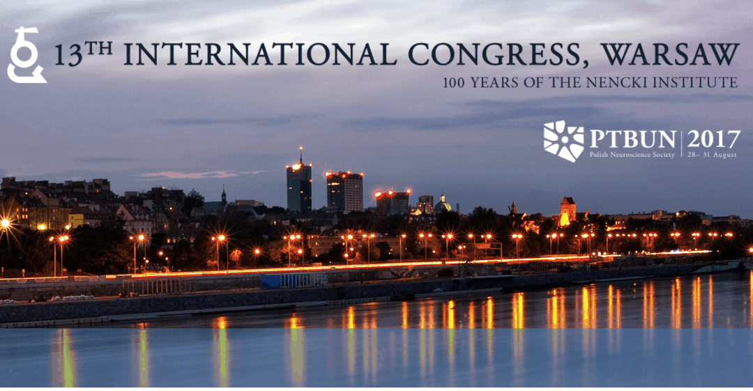 13th International Congress of Polish Neuroscience Society